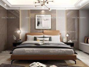 兄弟木门图片 卧室装修效果图