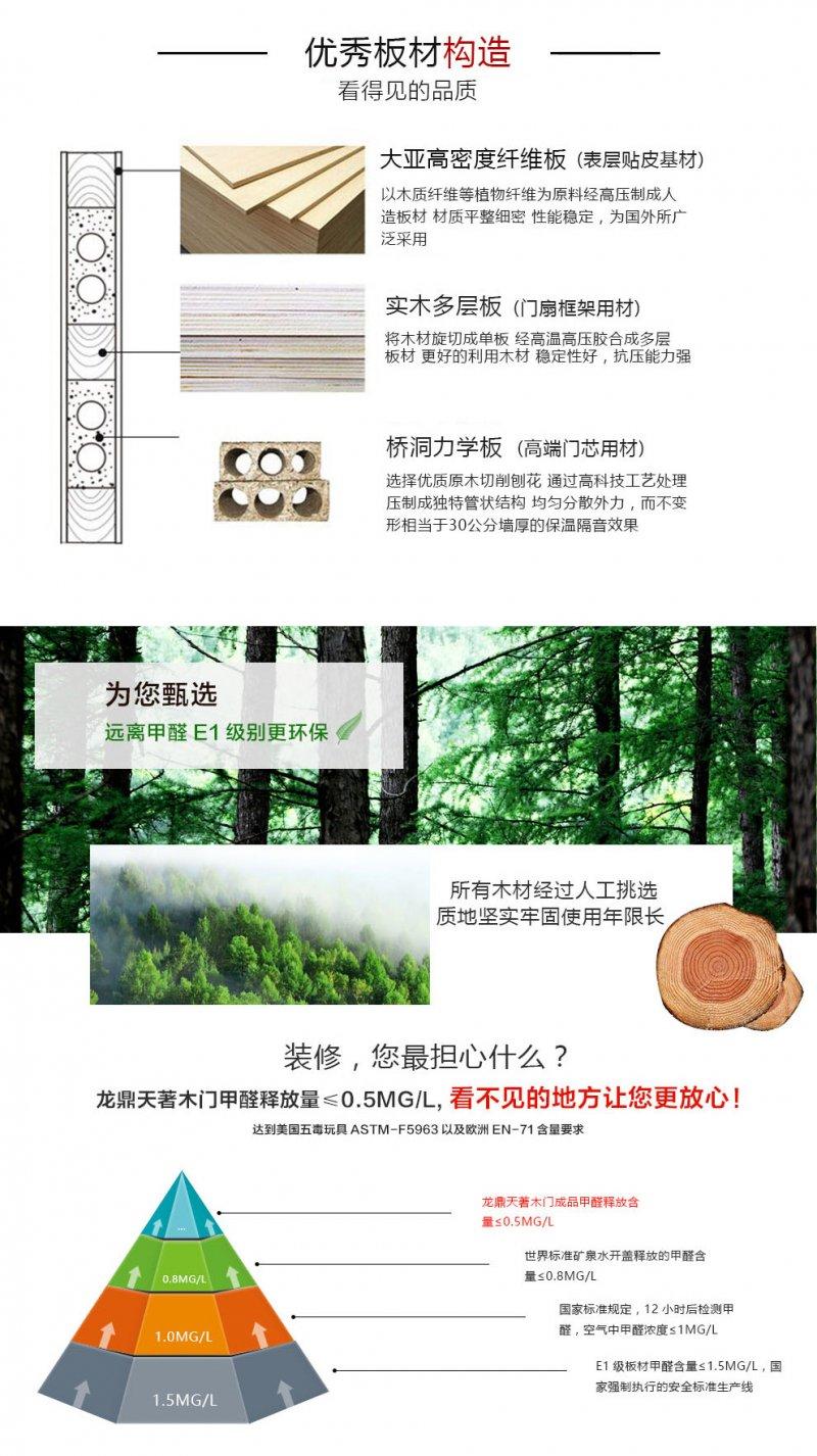 生态木门图片