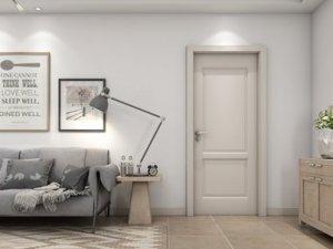 欧派木门图片 现代风格木门及装修效果图