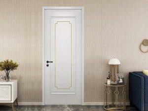 美心·偙朗木门 烤漆门非凡系列-3808产品效果图