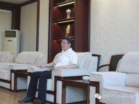 金华市副市长张新宇来春天调研企业发展工作