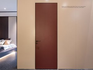 尚品本色木门系列产品 木门产品展示及装修效果图