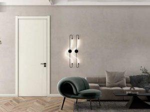 展志天华油漆门产品图片 木门家居装修效果图